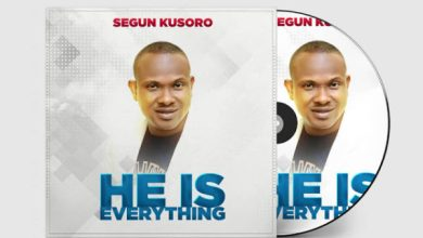 Photo of #FreshRelease: He Is Everything By Segun Kusoro