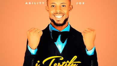 Photo of I Testify By Ability Joe @joewarship