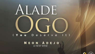 Photo of Alade Ogo By Neon Adejo & New Wine