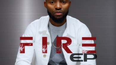 "Photo of New EP Album: ""Fire"" By Peter Adole"