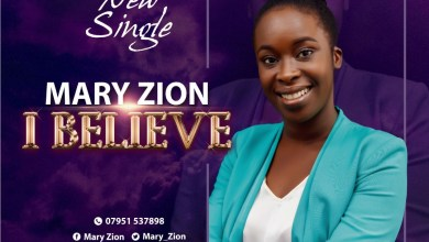 Photo of I Believe By Mary Zion