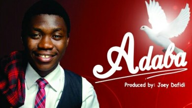 Photo of New Music: Adaba By Adewale