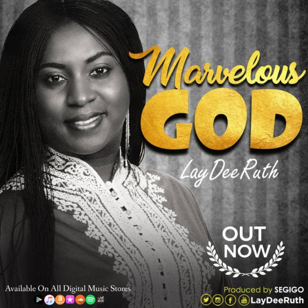 Marvelous God By LAdee Ruth