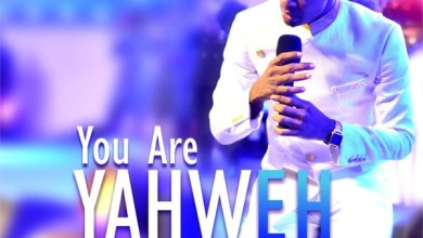 Photo of Video: You Are Yahweh By Steve Crown (Live)