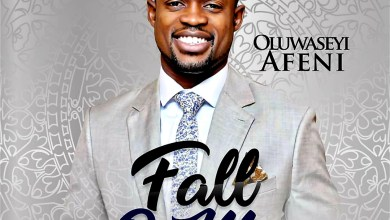 Photo of [Audio] Fall On Me By Seyi Afeni