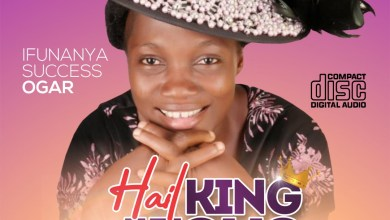 Photo of [Audio] Hail King Jesus By Ifunanya Success