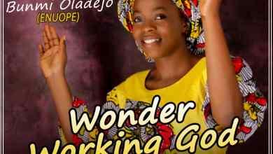 Photo of [Audio] Working God By Hephzibah Bunmi Oladejo (Enuope)