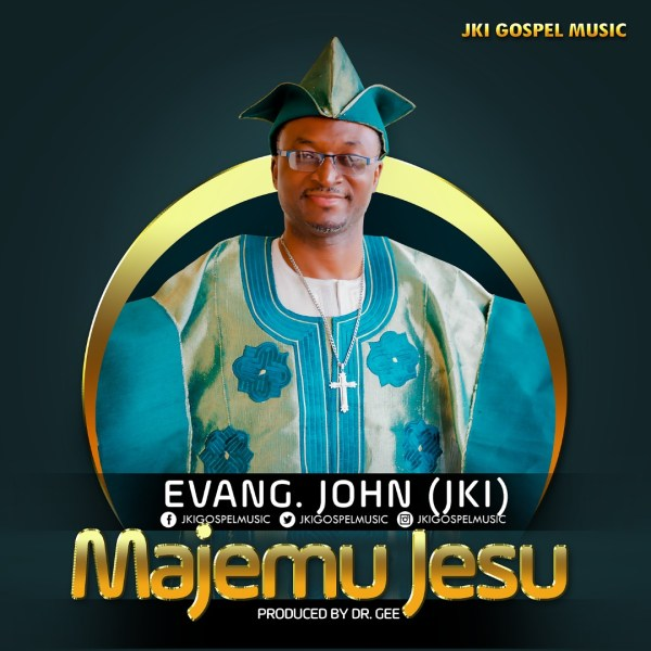 Majemu Jesu By Evang John