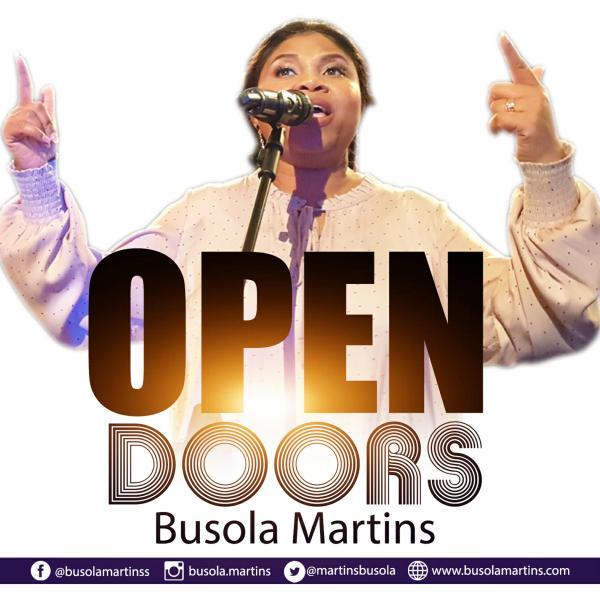 Open Doors By Busola Martins