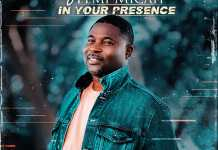 Femi Micah- In your presence