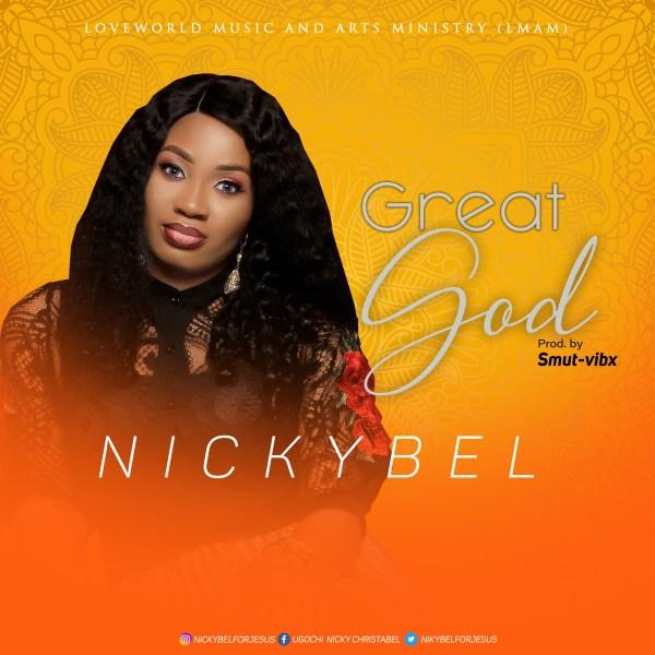 Great God By  Nickybel