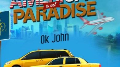 Photo of [Audio Download] America Is Not Paradise By OK John