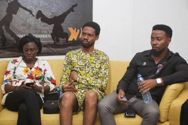 x2d bloggers hangout