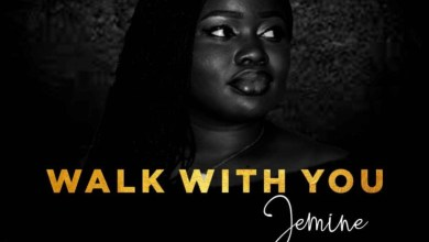 Photo of [Audio]  Walk With You By Jemine