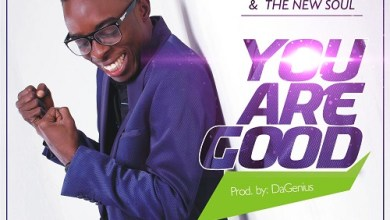 Photo of [Audio+Video] You Are Good By Ifeanyi Amunuba & The New Soul