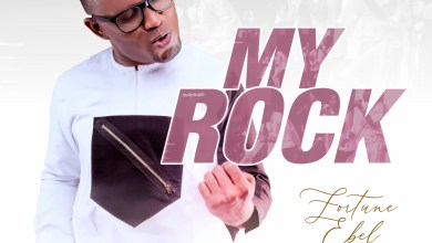 Photo of [Audio + Video] My Rock [Live] By Fortune Ebel