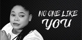 No One Like You By Soso Ebiwari