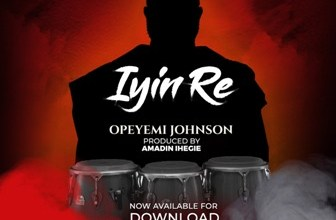 Photo of [Audio] Iyin Re By Opeyemi Johnson