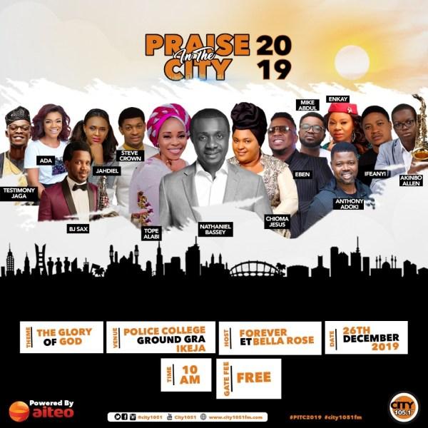 Praise in the City2019