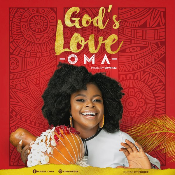 God's Love By Oma