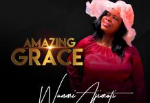 Amazing Grace By Wunmi Ajimoti