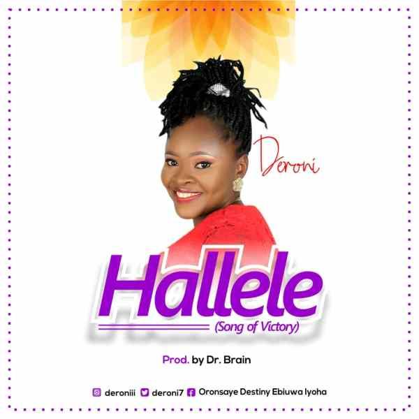 Hallele By Deroni