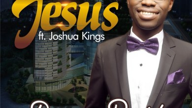 Photo of [Audio] Jesus By Dammy Peniel