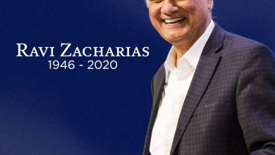 Photo of [News Update] Christian Evangelist, Ravi Zacharias,  Dies At 74