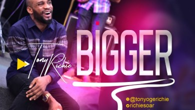 Photo of [Audio + Video] Bigger By Tony Richie