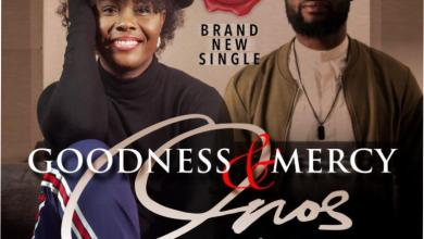 Photo of [Audio] Goodness and Mercy By Onos Ariyo