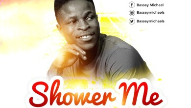 Photo of [Audio] Shower Me By Bassey Michael