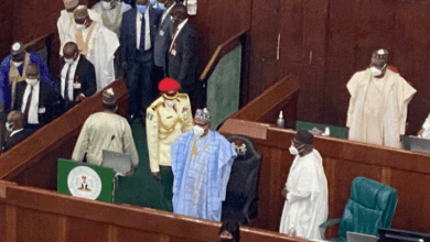 Photo of 2021 BUDGET: President Buhari Presents N13.08 Trillion To National Assembly.