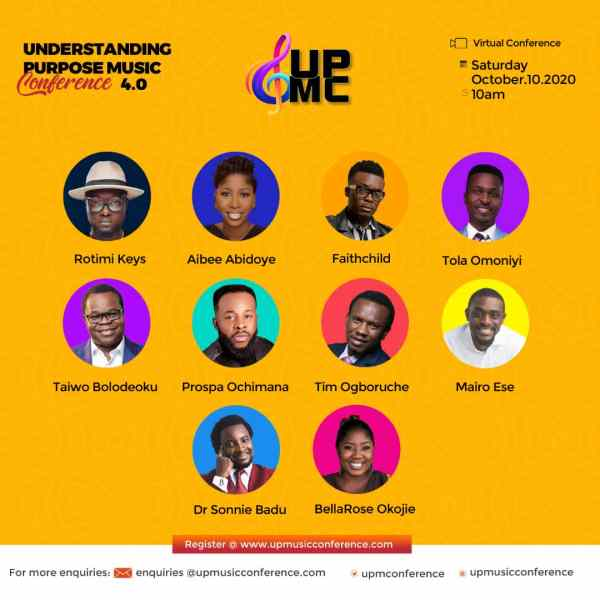 Understanding Purpose Music Conference