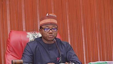 Photo of BREAKING: Edo State House Of Assembly Impeaches Speaker, Okiye.