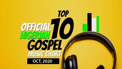 Photo of [News] Nigerian Gospel Music Top 10 Chart – Oct. 2020
