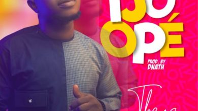 Photo of Download [Video] Ijo Ope By Tkeyz (Praise Party Edition)