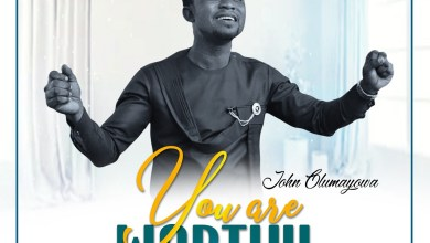 Photo of [Audio] You Are Worthy By John Olumayowa