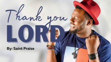 Photo of [Audio] Thank You Lord By Saint Praise