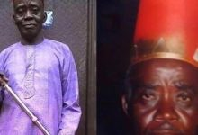 Photo of Veteran Nollywood Actor Dan Nkoloagu, Is Dead.