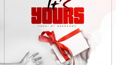 Photo of [Audio] It's Yours By Chichi Zawmah