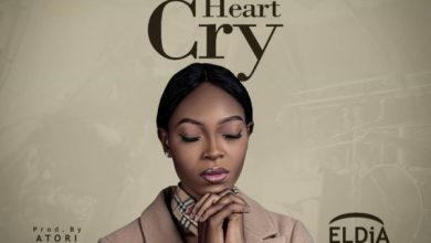 Photo of [Audio] Heart Cry By Eldia