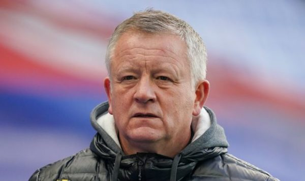 Photo of Chris Wilder To Leave Sheffield United With Club Bottom Of Premier League Table.