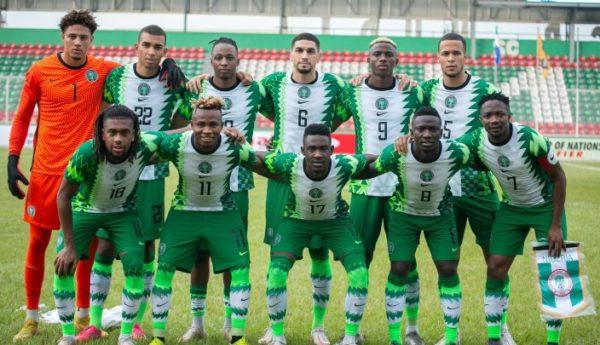 Super Eagles vs Lesotho