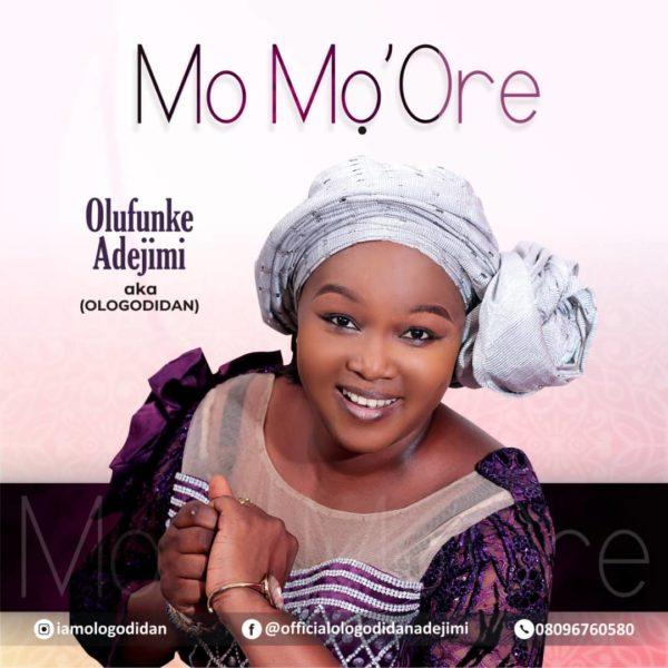 Mo Mo'Ore By Olufunke Adejimi