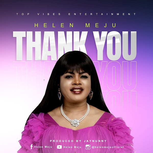Thank You By Helen Meju