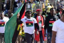 Photo of Biafra Day Anniversary Paralyse Enugu State.