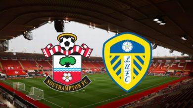 Photo of TODAY'S MATCH: Southampton Vs Leeds United 6:00pm