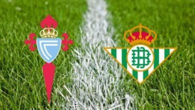 Photo of TODAY'S MATCH: Celta de Vigo Vs Real Betis 5:00pm