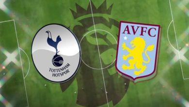 Photo of TODAY'S MATCH: Tottenham Hotspur Vs Aston Villa 6:00pm