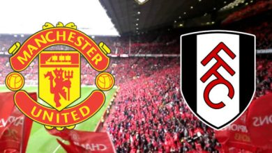 Photo of TODAY'S MATCH: Manchester United Vs Fulham 6:00pm